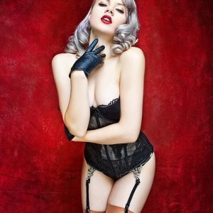 Curso de Burlesco - The Arte of Tease