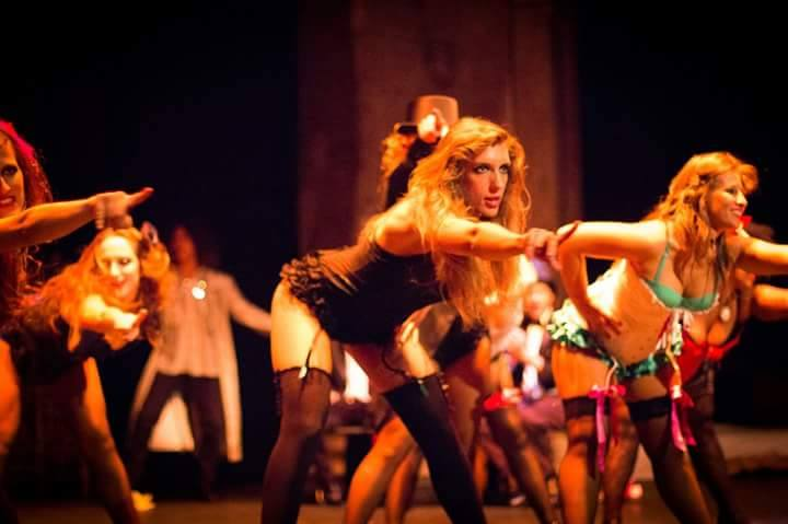 Curso de Moulin Rouge