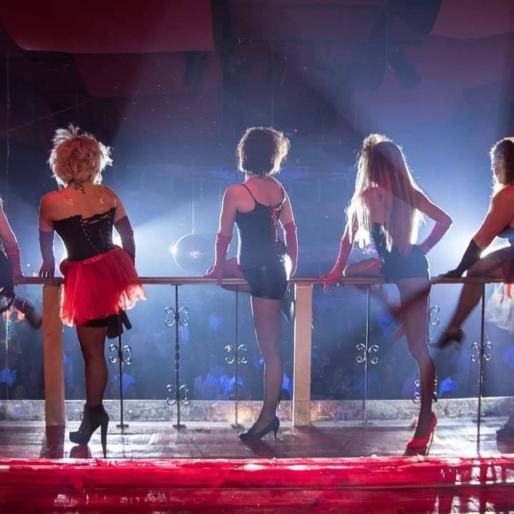 Burlesque- Stilettos- Hot Heels