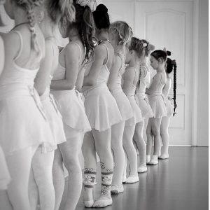 Ballet para crianças
